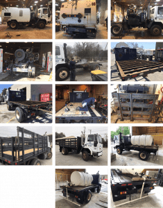 Collage of different mousetrap creations