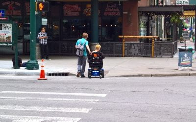 The Battle Against Pedestrian Barriers