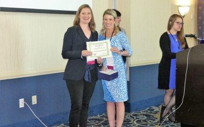 Prof. Kristin Wiens Wins DAND Award!