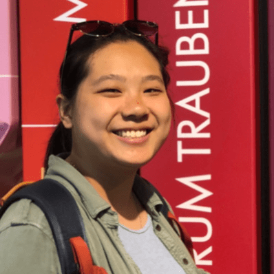 Alumni Feature: Irene Li!