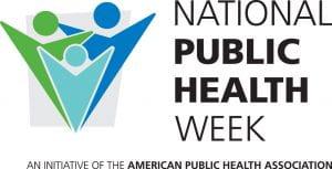 National Public Health Week 2021 Logo