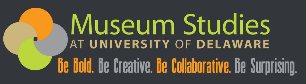 Museum Studies at the University of Delaware logo and link
