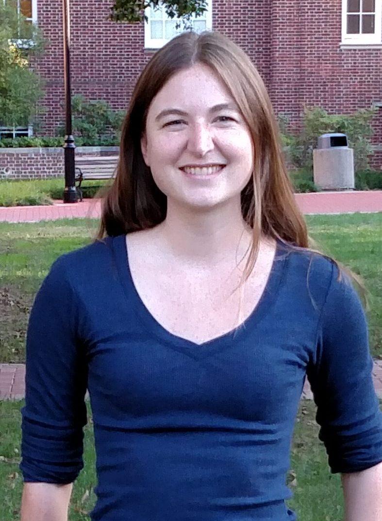 Megan Smithmyer 219 Colburn Laboratory +1.302.831.4528 mesmithm@udel.edu CV
