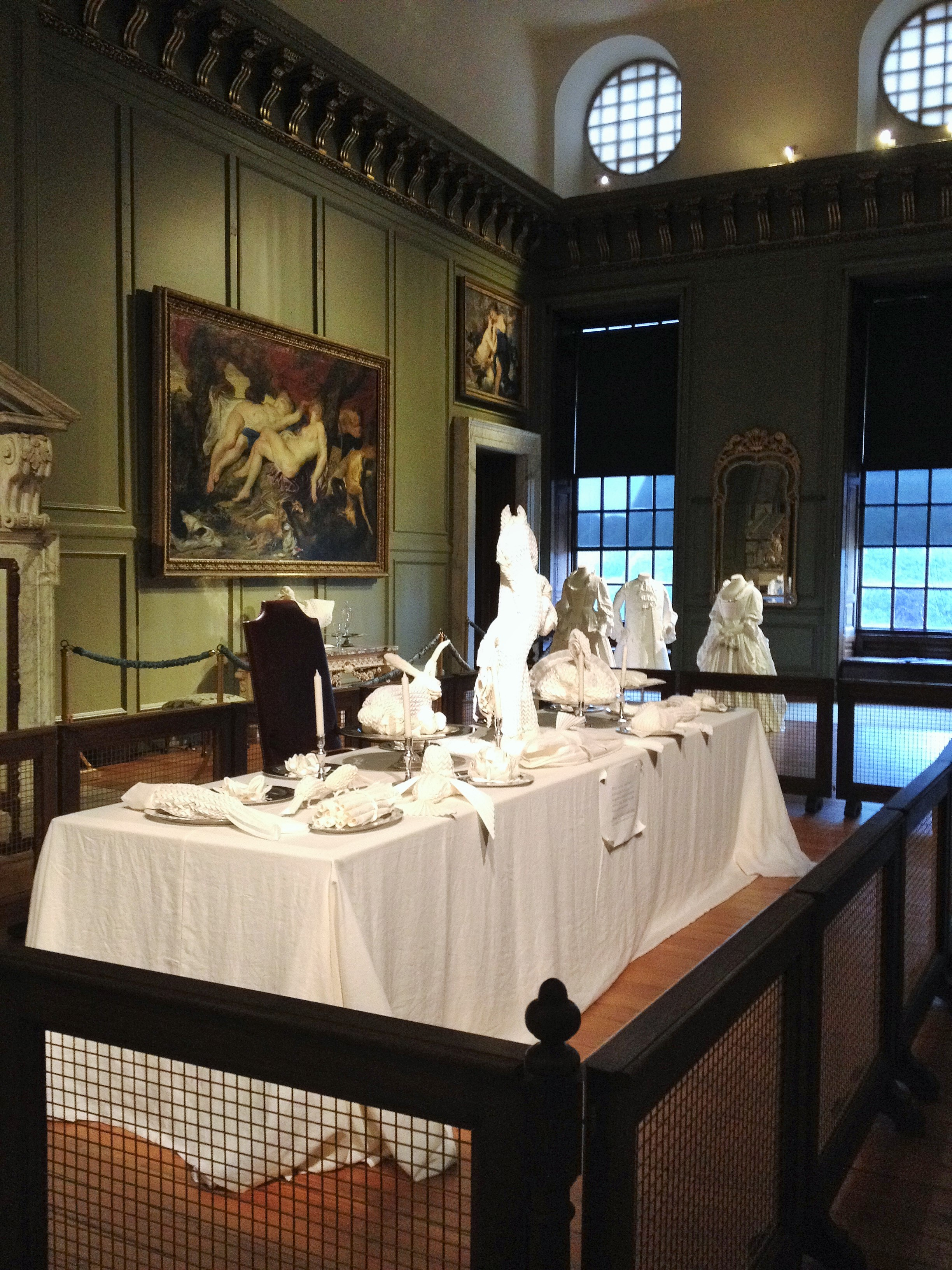 Day 4 in England- Hampton Court Palace | Material Matters
