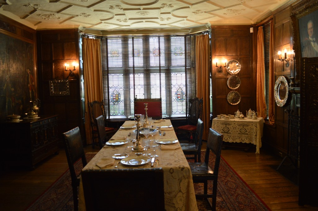 Virginia House Dining Room