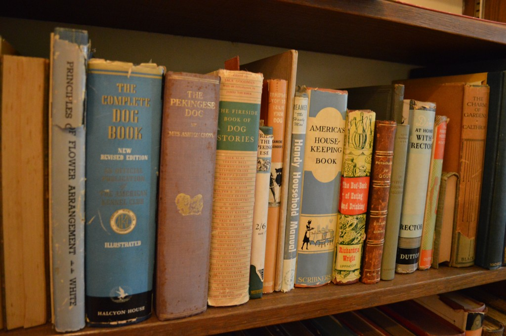 Virginia House Books