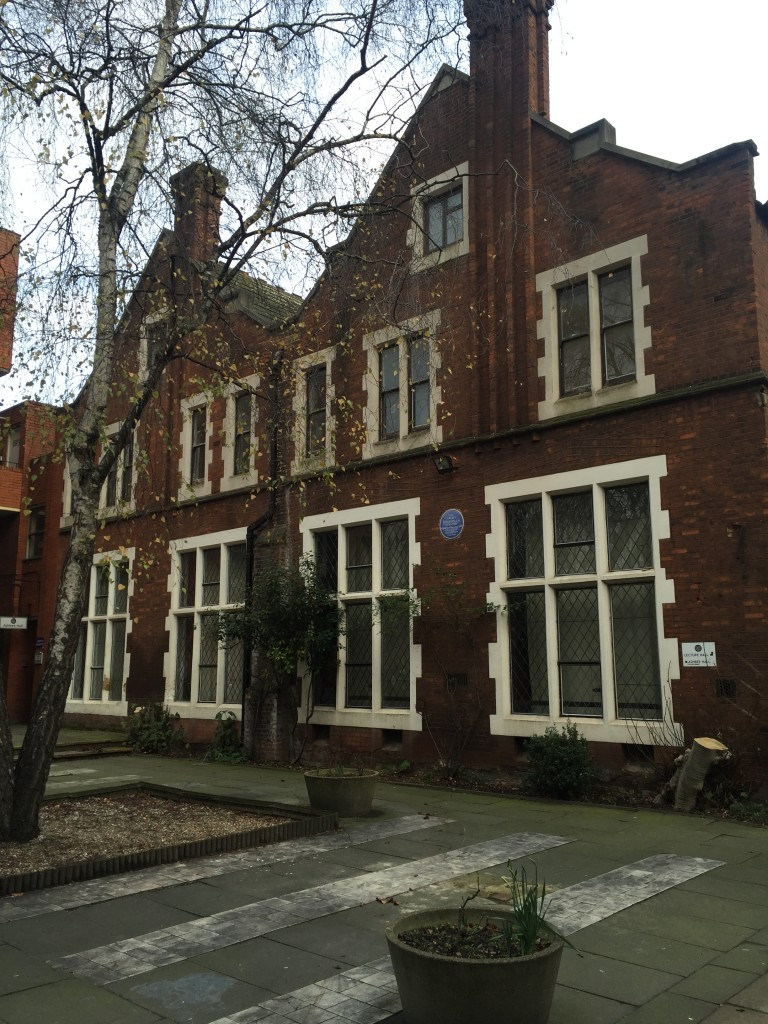 A segment of Toynbee Hall, another section of Whitechapel influenced by attempts to enact social reform. Toynbee Hall acts today as a center of local education and culture.