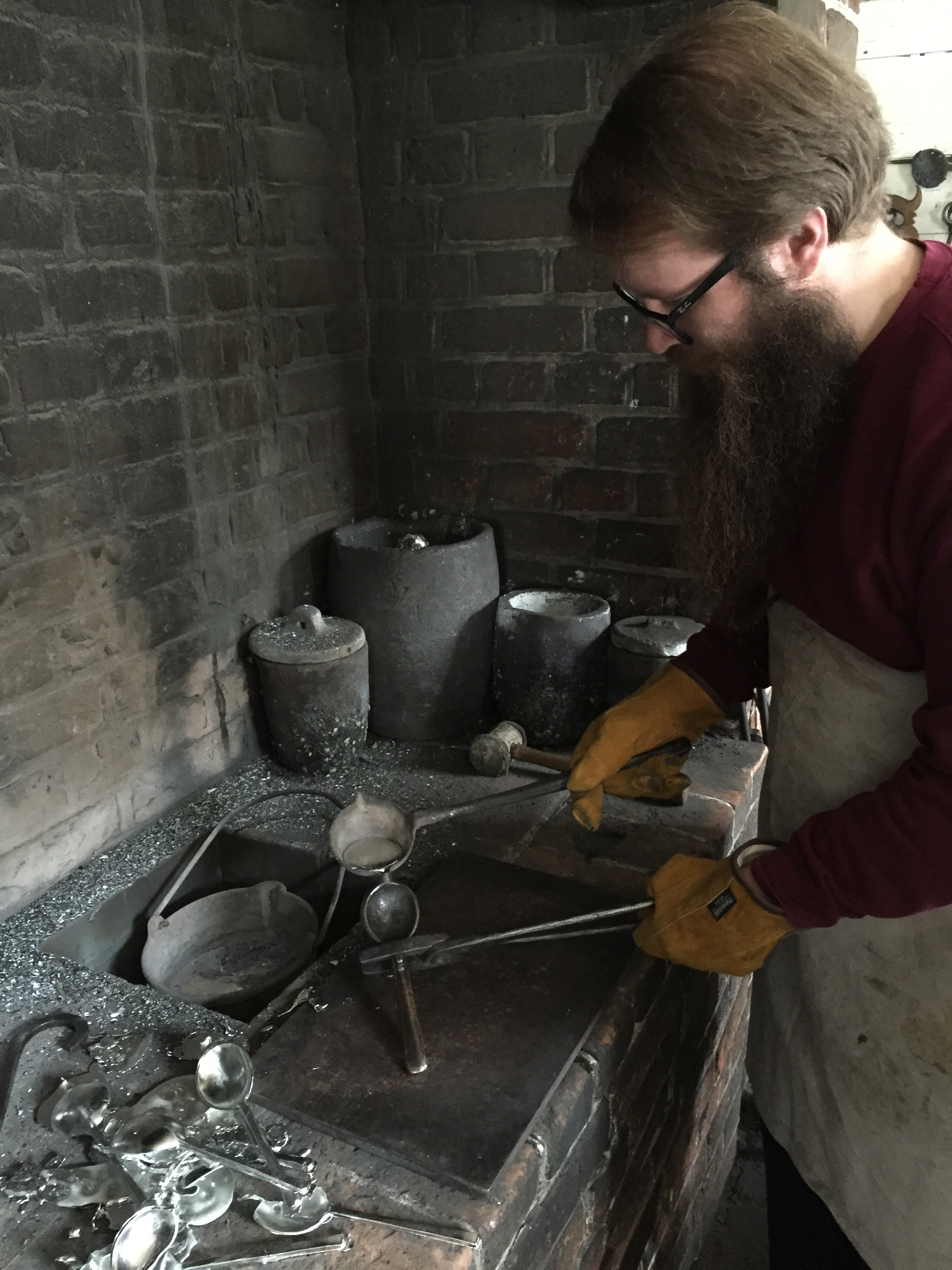 Classroom Library Design ~ The foundry teaching historic trades material matters