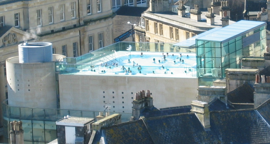 The Thermae Bath Spa 2006 Retains The Visual Harmony Of Bath S Unesco World Heritage Site While Serving Modern Tourists It S Architecture Is Not A Copy