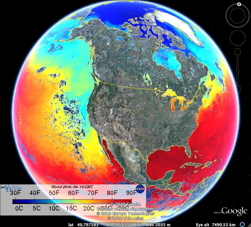 Turning satellite data into google earth maps its easy ocean turning satellite data into google earth maps its easy gumiabroncs Image collections