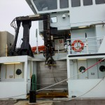 Caley Ocean Systems CTD Handling System - RV Hugh R Sharp
