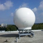 Polar Satellite Radome