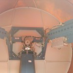 Inside the Radome