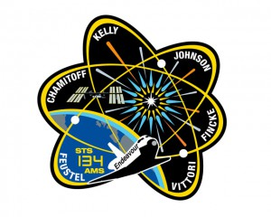 STS-134 Patch