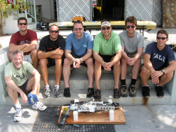 It takes a village of roboticists to run a successful AUV campaign