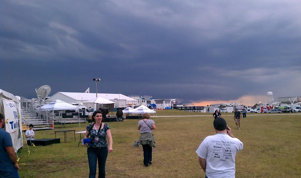 The Lightning Storm