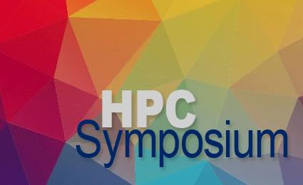 HPC Symposium logo.