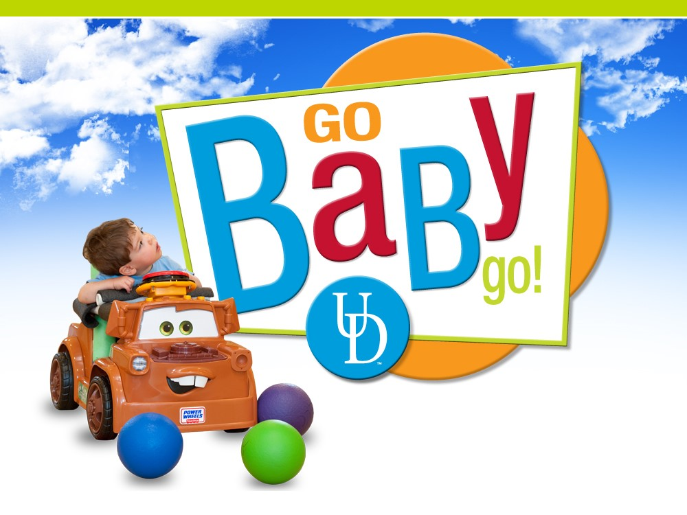 GoBabyGo, Cole Galloway, pediatric mobility, ride-on-cars