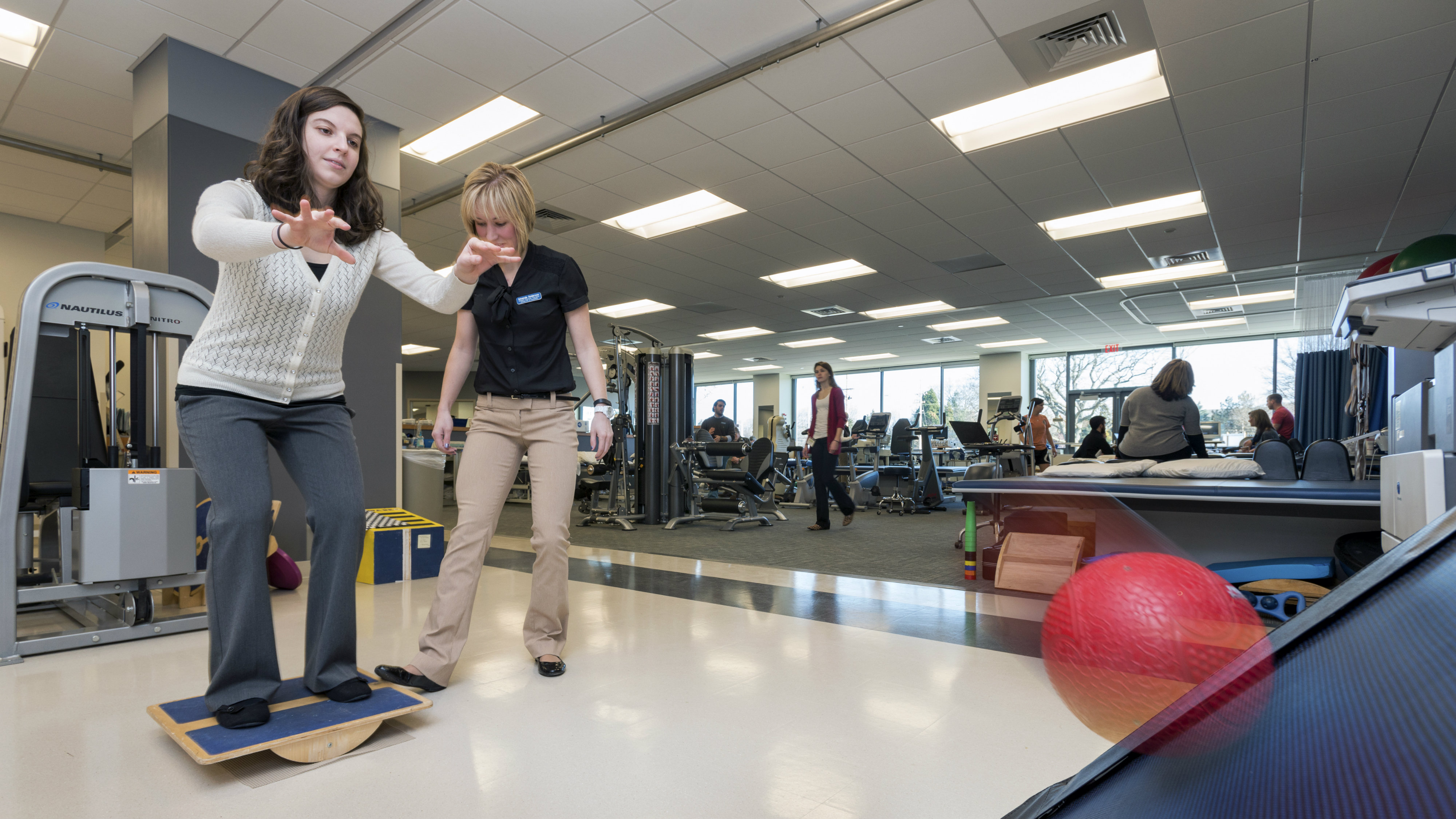 UD Physical Therapy Department