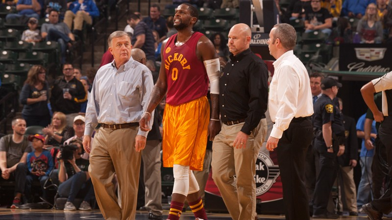 Physical therapy grad helps Indiana Pacers stay healthy