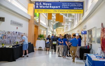 U.S. News and World Report: UDPT Ranked #1 Again