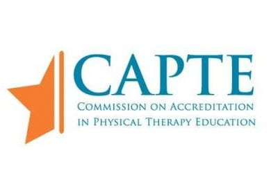 UDPT Re-accredited By CAPTE!