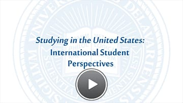 International Student Perspectives