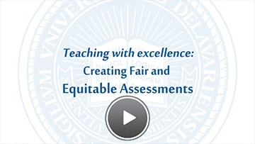 Creating Fair and Equitable Assessments
