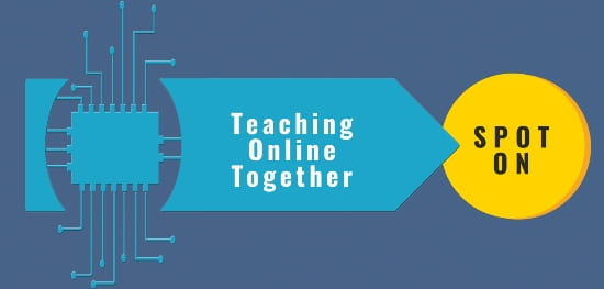 Teaching Online Together: SPOT-ON
