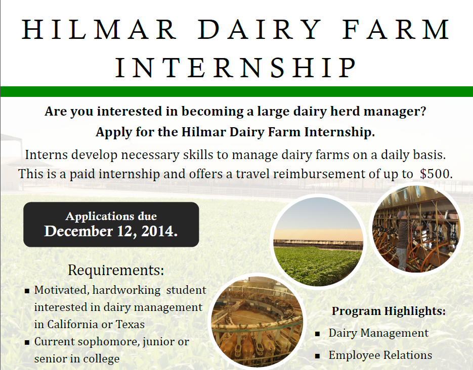 Hilmar Dairy Farm