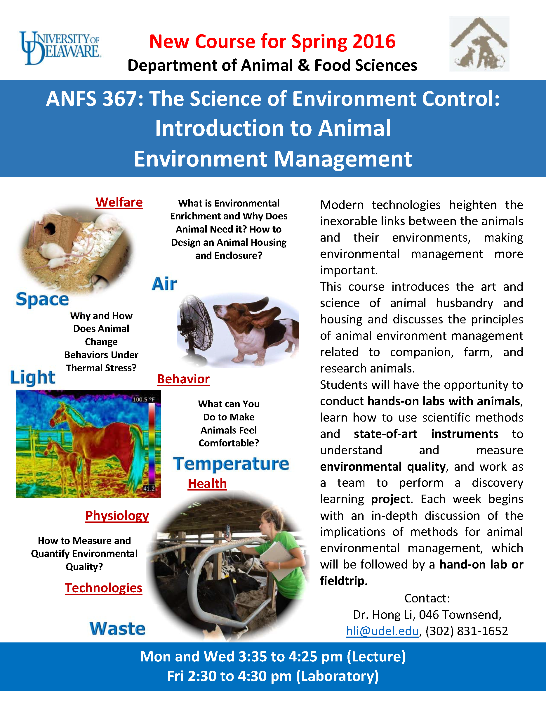 AnimalEnvironmentMangement_ANFS367_Flyer