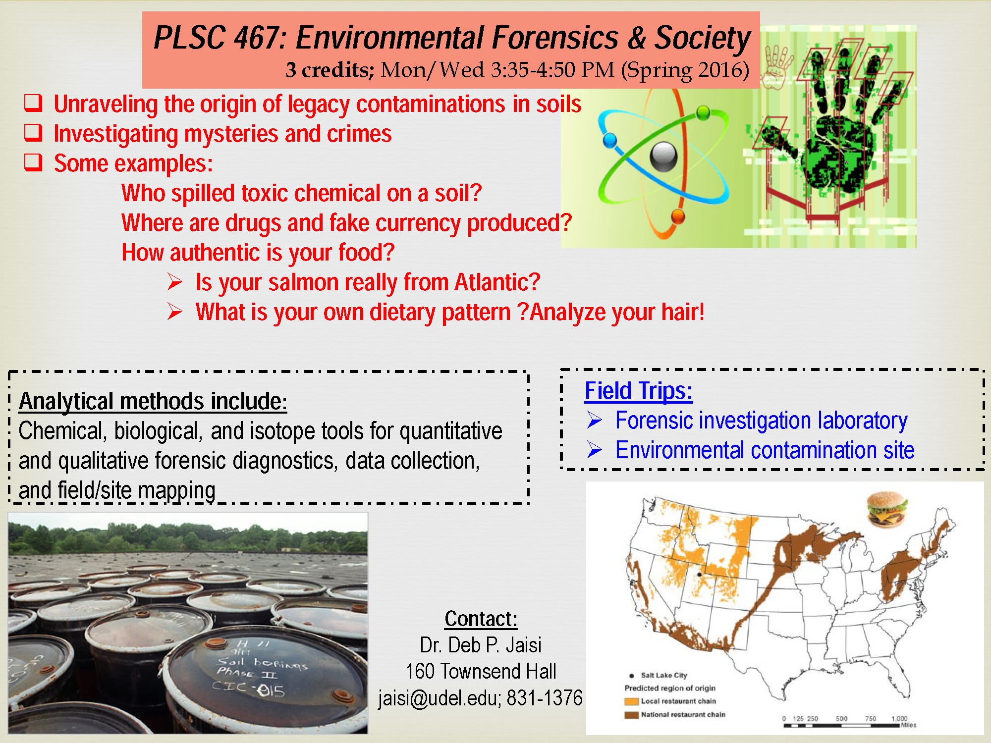 Flyer_Environmental Forensics and Society