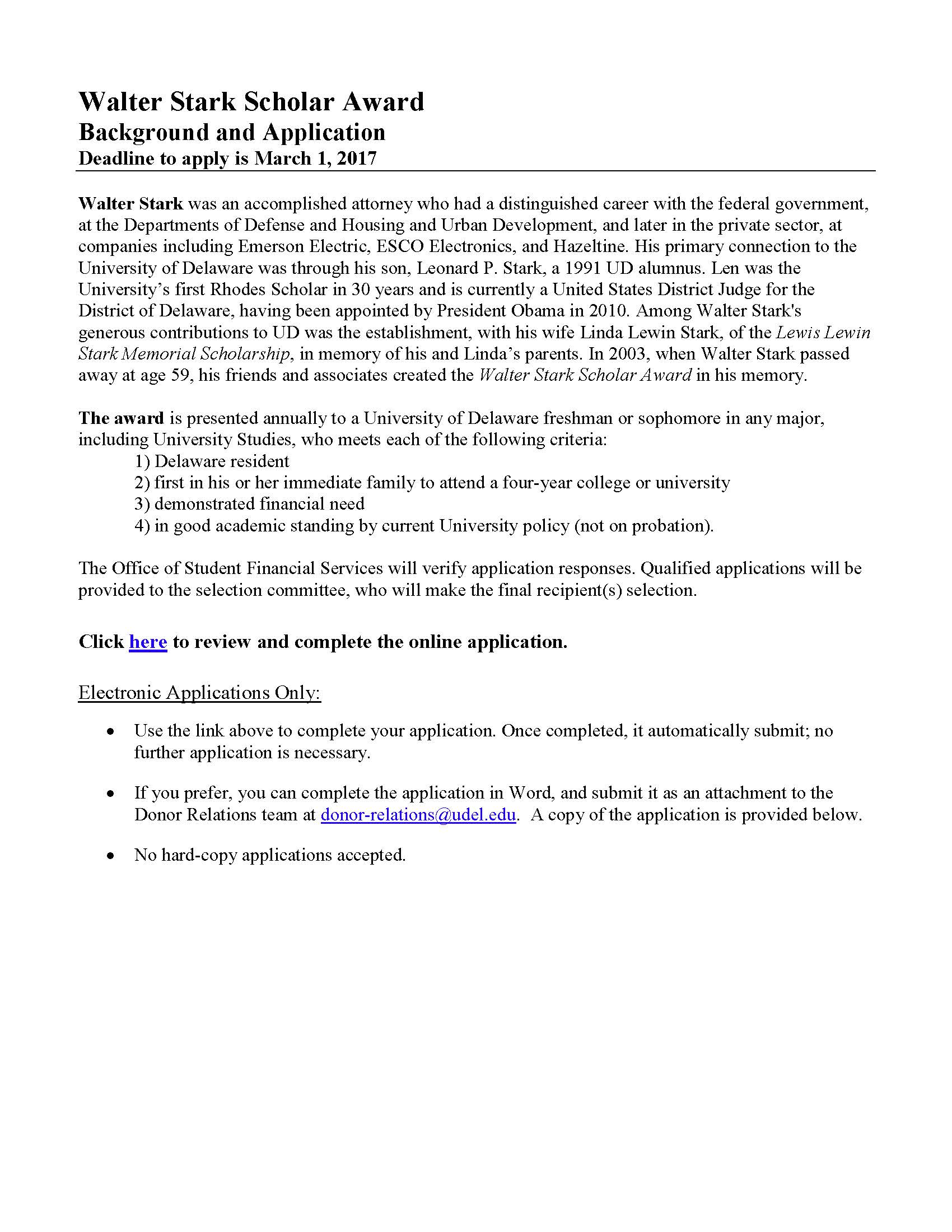 scholarships that dont require essays 2014 The marshall scholarship is awarded for two the marshall scholarship application essays choose examples that don't require much explanation and that are.