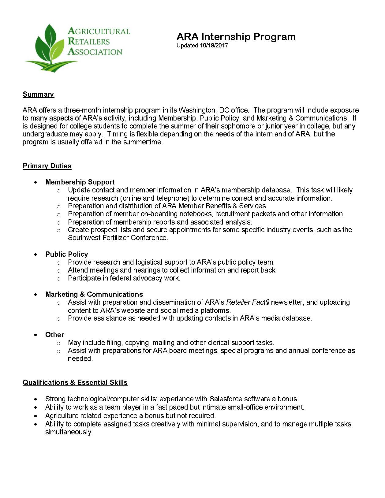 nutrition application internship Applying to a nutrition internship is a great way to contribute to the cause interns in nutrition can find positions with universities, hospitals, medical school, fitness centers etc nutrition internships help students expose themselves to a vast array of careers.