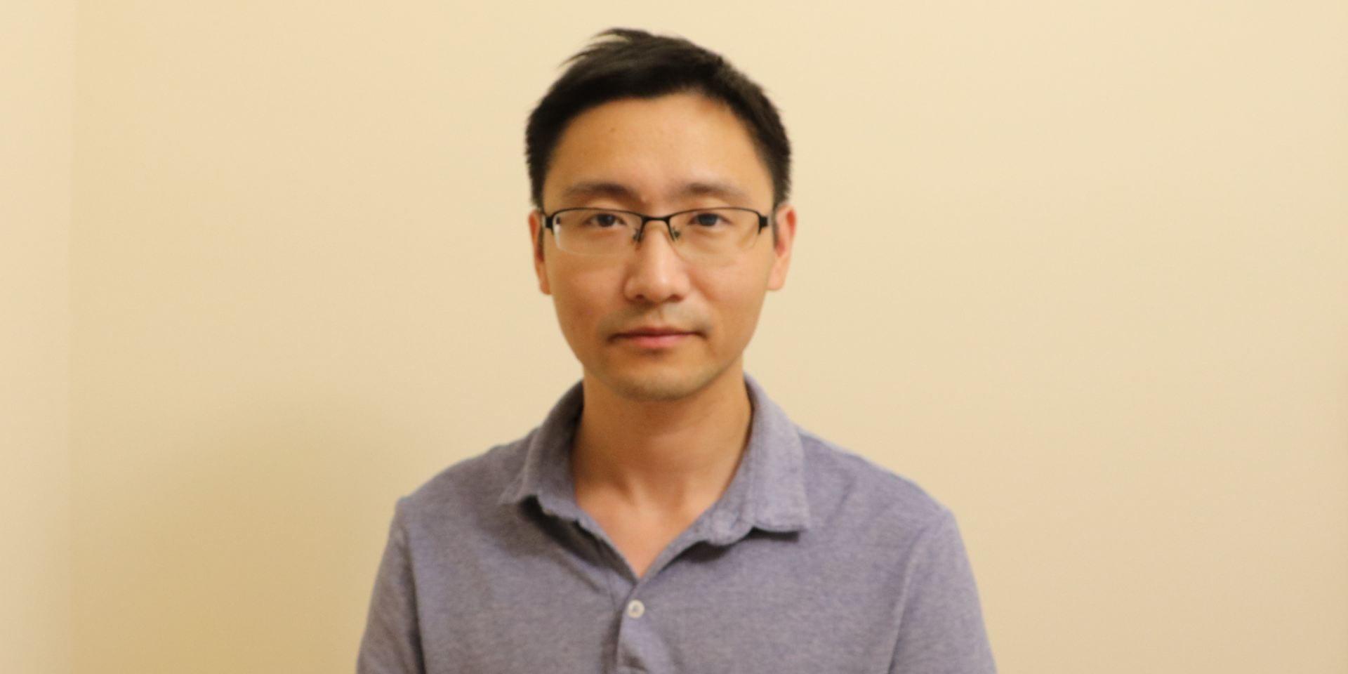 Yinzhi Fang, MRSEC postdoc fellow