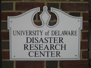 The World's Oldest Research Center Focused on the Social Science Aspects of Disaster.