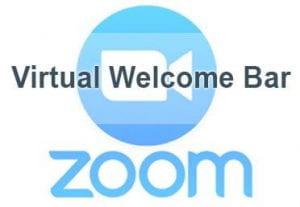 Virtual Welcome Bar