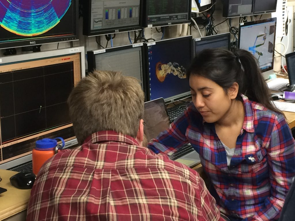 From Geophysics Grad Student to Chief Scientist (for a Day)