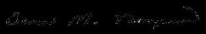 DMT electronic signature