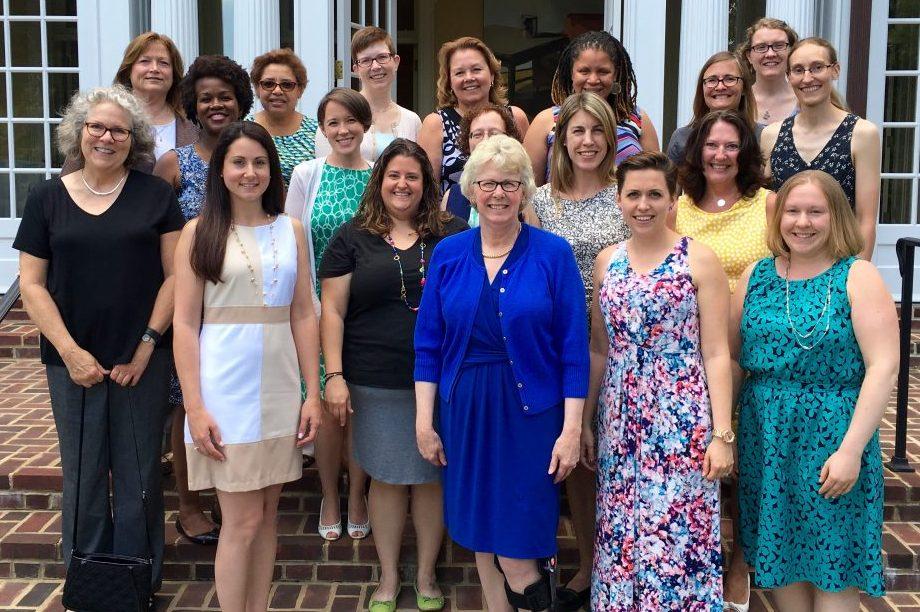 Women's Caucus board members
