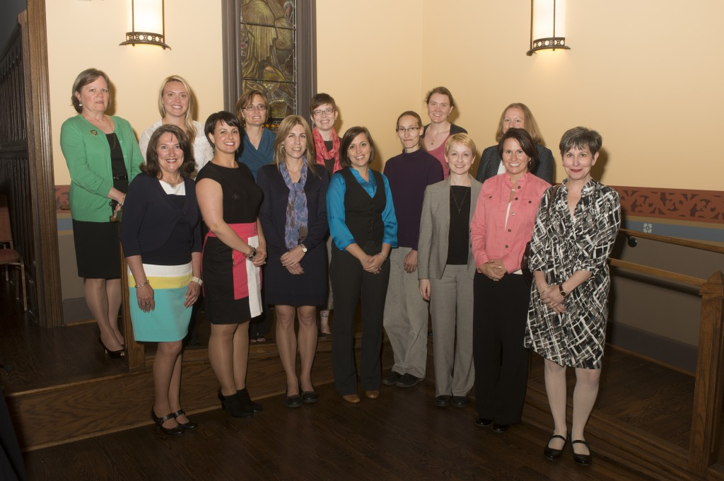 2nd Annual Women's Caucus Spring Social Event