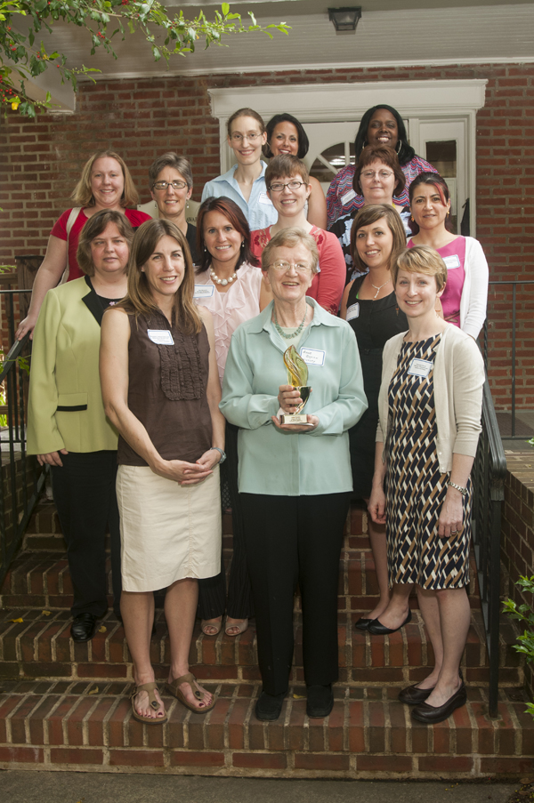 History | Women's Caucus