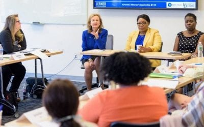 The Status of Women at UD: Racial Composition
