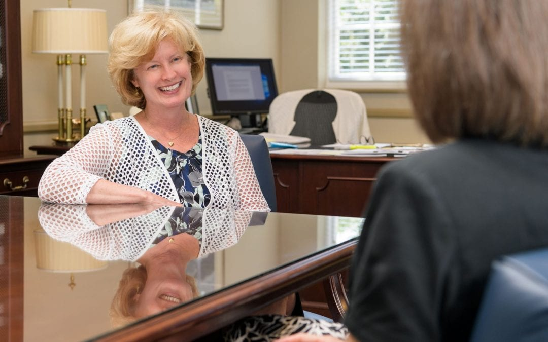 Interview with UD Provost Robin Morgan