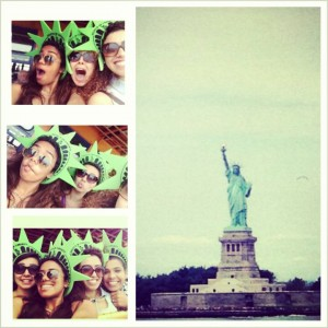 Trip to Lady Liberty