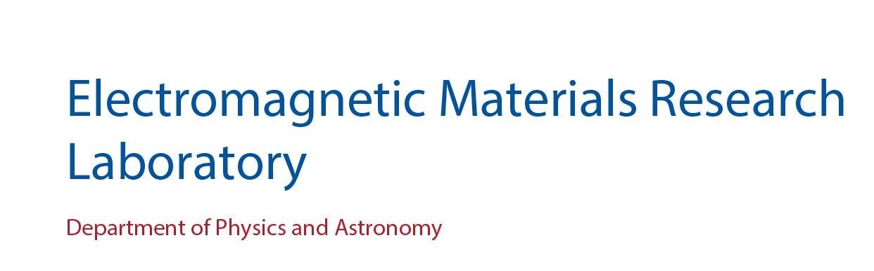 Electromagnetic Materials Research Laboratory