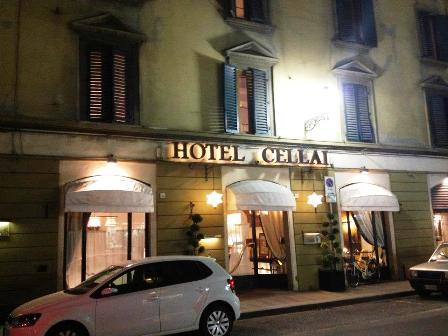 Italian sites ud abroad blog for Cellai hotel florence