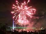 Fireworks Melbourne Timothy D'Agostino 15W Australia MEEG CIEG sm