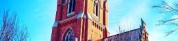 Church in Lund Sweden Nina Freiberger 15S DIS Copenhagen sm