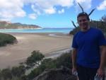 Hiking Above Norman Beach Timothy D'Agostino 15W Australia CIEG MEEG sm